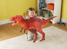 Load image into Gallery viewer, Jumbo Dinosaur Floor Puzzle - T-REX