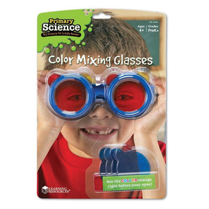 Primary Science® Color Mixing Glasses