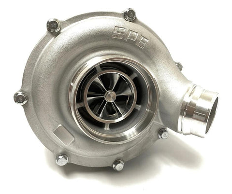 STRIKE VGT TURBO WITH BILLET WHEEL - FITS 2011-2019 6.7L POWERSTROKE - Turbocharger Kit - Snyder Performance Engineering (SPE) - Texas Complete Truck Center