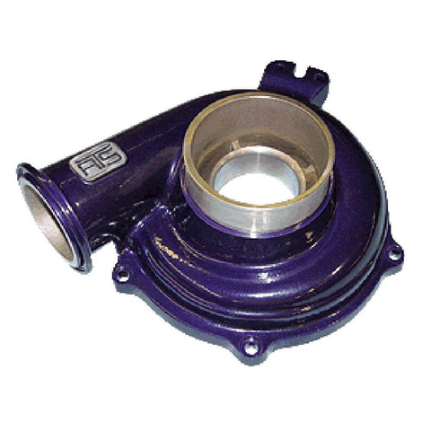 Ported Compressor Housing W/4-Inch Boot Unpainted ATS Diesel