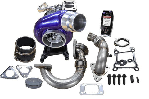 Aurora 3000 Turbo System W/ Tuner And Custom Tunes 2011-2014 Ford 6.7L Scorpion ATS Diesel