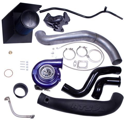 01-04.5 Duramax LB7 Non Egr. Turbo Charger Up-Grade Kit Aurora 5000 ATS Diesel