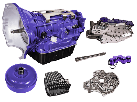 ATS Stage 2 68RFE 2WD Transmission Package with 1 year / 100000 Mile Warranty 07.5-11 Dodge RAM 6.7L Cummins