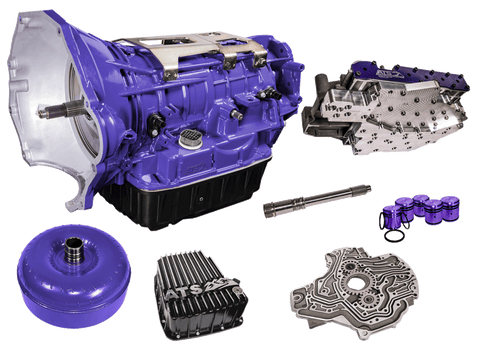 ATS Stage 2 68RFE 2WD Transmission Package with 1 year / 100000 Mile Warranty 12-18 Dodge RAM 6.7L Cummins