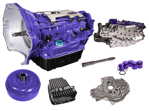 ATS Stage 2 68RFE 2WD Transmission Package with 1 year/100000 Mile Warranty 19-20 Dodge RAM 6.7L Cummins