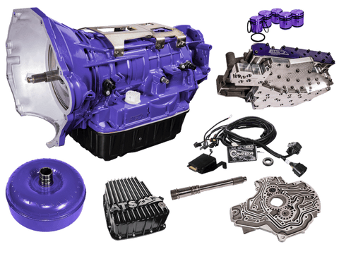 ATS Stage 2 68RFE 2WD Transmission Package with Co-Pilot and 5 year/500000 Mile Warranty 07.5-11 Dodge RAM 6.7L Cummins