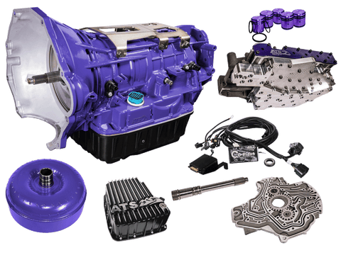ATS Stage 2 68RFE 2WD Transmission Package with Co-Pilot and 5 year/500000 Mile Warranty 19-20 RAM 6.7L Cummins