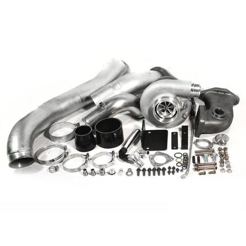 08-10 Ford Powerstroke 6.4 SX-E Single Turbo Kit - Turbocharger Kit - HS Motorsports - Texas Complete Truck Center