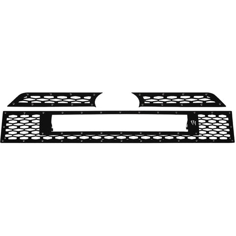 14-17 Toyota 4-Runner Grille Fits 20 Inch E-Series Pro RIGID Industries - Grilles - Rigid Industries - Texas Complete Truck Center