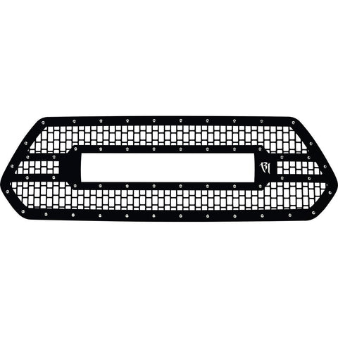 16-17 Toyota Tacoma Grille Fits 20 Inch E-Series Pro RIGID Industries - Grilles - Rigid Industries - Texas Complete Truck Center