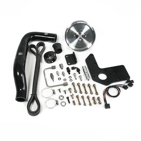 04.5-07 Dodge Cummins 5.9 Dual High Pressure Fuel Kit - Fuel Kit - HS Motorsports - Texas Complete Truck Center