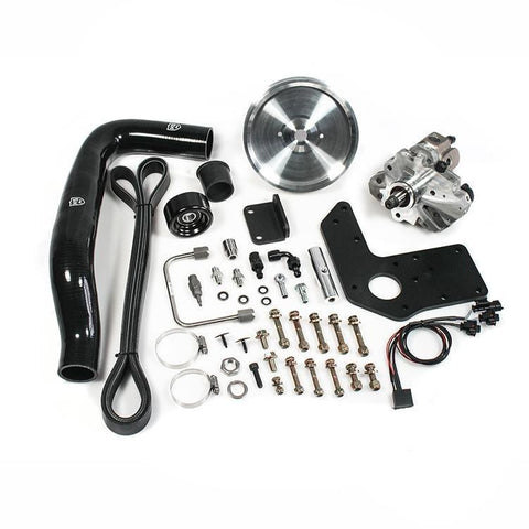 04.5-07 Dodge Cummins 5.9 Dual High Pressure Fuel Kit - Fuel Pump - HS Motorsports - Texas Complete Truck Center