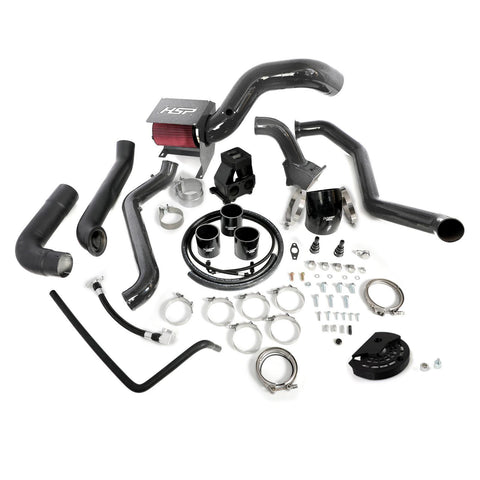2011-2012 Chevrolet / GMC S400 Single Install Kit (W/O Turbo) - Turbocharger Kit - HSP Diesel - Texas Complete Truck Center