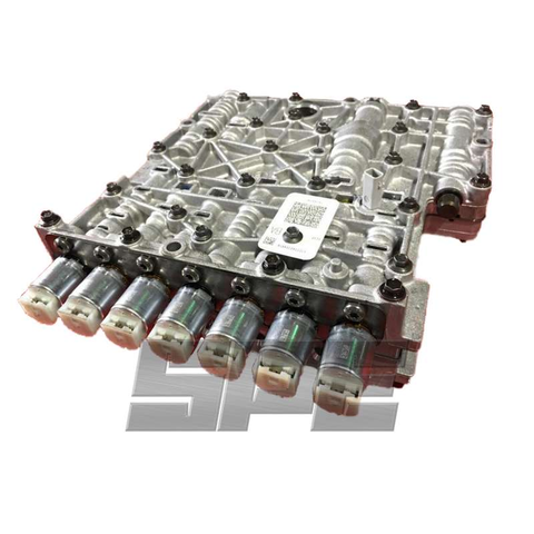 SPE 6R140 Proprietary Solenoid Body - Transmission Valve Body - Snyder Performance Engineering (SPE) - Texas Complete Truck Center