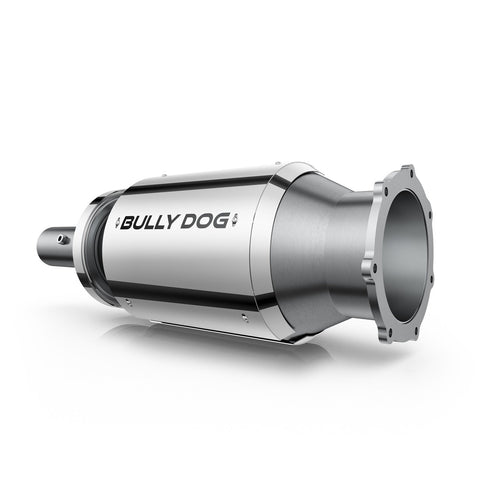 Diesel Particulate Filter Dodge RAM 2500/3500 6.7 Liter Stainless Steel Case Bully Dog - Diesel Particulate Filter - Bully Dog - Texas Complete Truck Center