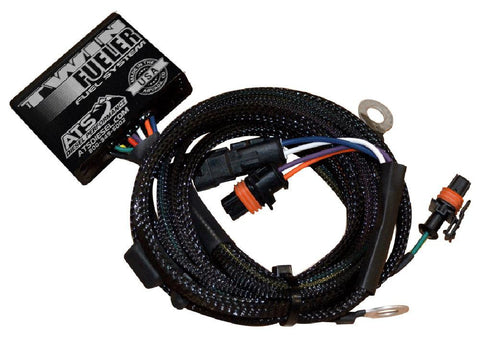 Twin Fueler Electronic Control Box GM 2010.5 And Up LML ATS Diesel - Transmission Wiring Harness - ATS Diesel Performance - Texas Complete Truck Center
