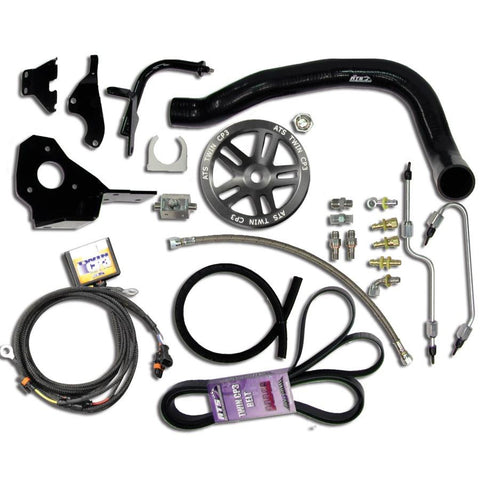 Twin Fueler Pump Kit 2007.5-09 Dodge 6.7L W/O Pump ATS Diesel - Diesel Fuel Injection Pump - ATS Diesel Performance - Texas Complete Truck Center
