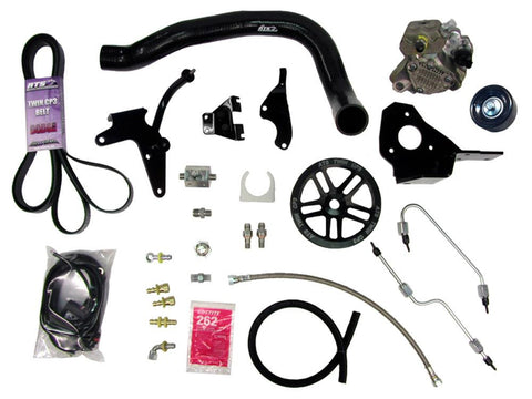 Twin Fueler Injection Pump Kit 2010-11 Dodge 6.7L ATS Diesel - Diesel Fuel Injection Pump - ATS Diesel Performance - Texas Complete Truck Center