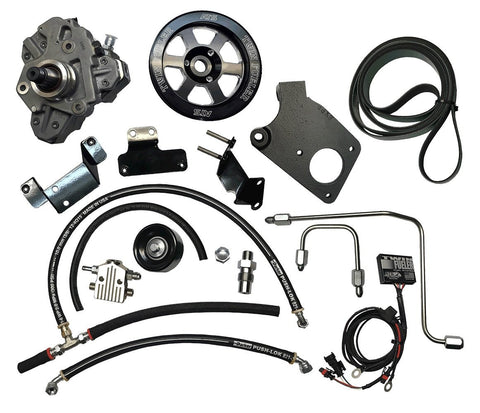 Twin Fueler Kit 2004.5-2010 GM LLY / LBZ / LMM ATS Diesel - Diesel Fuel Injection Pump - ATS Diesel Performance - Texas Complete Truck Center