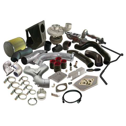 Scorpion S369SX-E Turbo Kit - Ford 2011-2016 6.7L F250/F350 - TURBO SCORPION S369 - BD Diesel - Texas Complete Truck Center