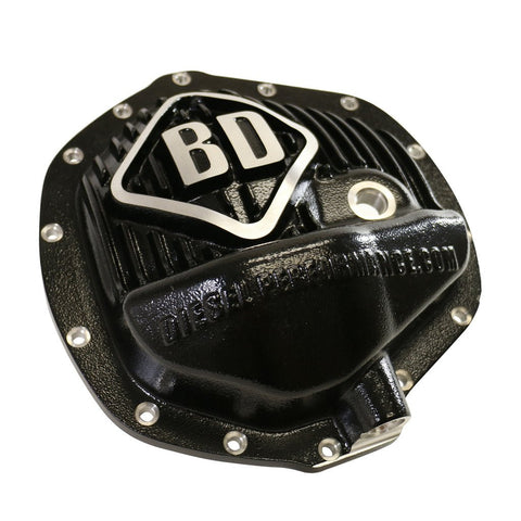 BD Differential Cover, Rear - Dodge 2013-2018 2500 AAM 14-Bolt w/RCS - DIFFERENTIAL COVER - BD Diesel - Texas Complete Truck Center