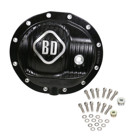 BD Dodge Front Differential Cover AA 12-9.25 - 2500 2014-2018 / 3500 2013-2018 - DIFF COVER FRONT - BD Diesel - Texas Complete Truck Center