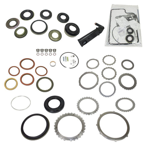 BD Build-It Ford 5R110 Trans Kit 2003-2004 Stage 4 Master Rebuild Kit - BUILD-IT KIT STAGE 4 - BD Diesel - Texas Complete Truck Center