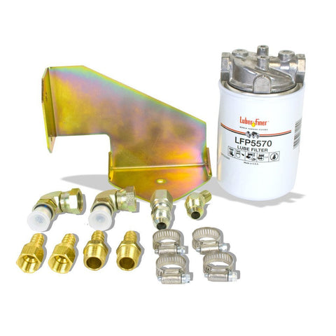 Inline Trans Filter Kit - 1999-2003 Ford 4R100 - TRANS FILTER KIT - BD Diesel - Texas Complete Truck Center