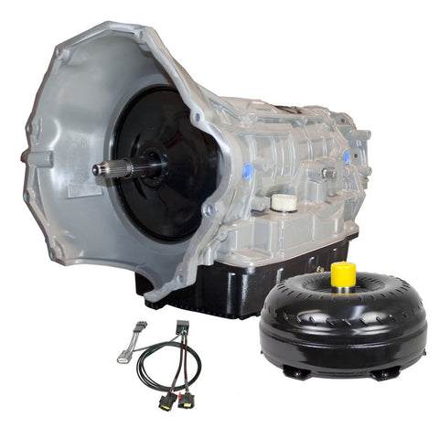 BD Dodge 68RFE Transmission & ProForce Converter Package Dodge 2007.5-2018 4wd - 68RFE TRANS PKG - BD Diesel - Texas Complete Truck Center