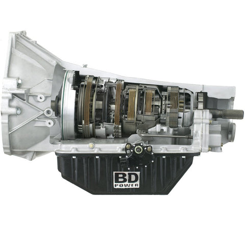 Transmission - 2005-2007 Ford 5R110 2wd - TRANSMISSION STAGE 4 - BD Diesel - Texas Complete Truck Center