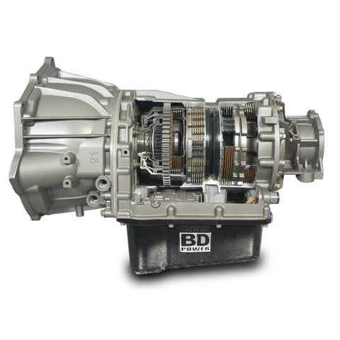 DURAMAX ALLISON 1000 TRANSMISSION LB7 - CHEVY 2001-2004 2WD - TRANSMISSION STAGE 4 - BD Diesel - Texas Complete Truck Center