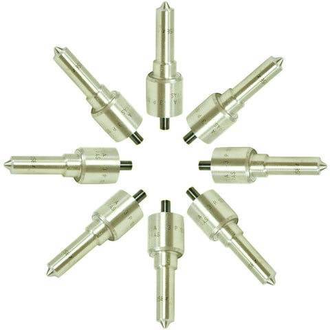 Nozzle Set - Chevy 6.6L 2007.5-2010 Duramax LMM - Stage 2 90 HP / 43% - NOZZLE SET 90HP - BD Diesel - Texas Complete Truck Center