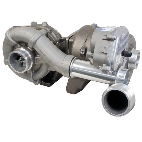 Exchange Twin Turbo Assembly - Ford 2008-2010 6.4L PowerStroke - TURBO TWIN ASSY 6.4L - BD Diesel - Texas Complete Truck Center