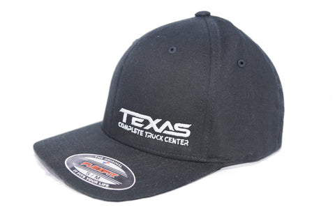 Texas Complete Truck Center FlexFit Hat - Hat - Texas Complete Truck Center - Texas Complete Truck Center