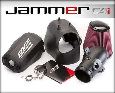 EDGE-18185-D Jammer Cold Air Intakes - Engine Cold Air Intake Performance Kit - Edge Products - Texas Complete Truck Center