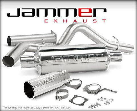 EDGE-17786 Jammer Exhaust - Exhaust Axle Pipe - Edge Products - Texas Complete Truck Center