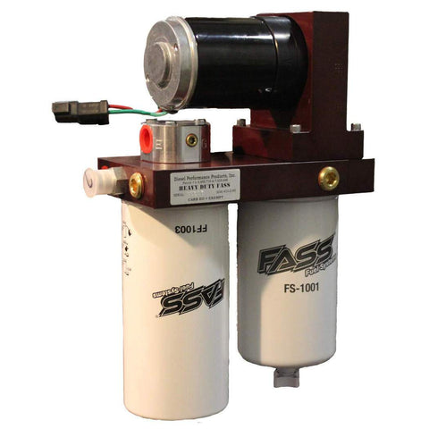 TS D12 165G - Fuel Pump - FASS - Texas Complete Truck Center