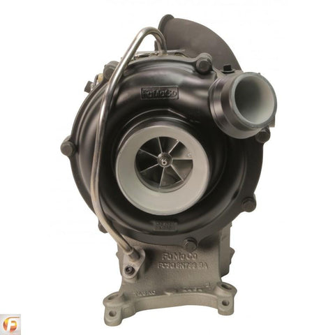 2011-2014 6.7L Powerstroke 63mm FMW Cheetah Turbocharger - Turbocharger Kit - Fleece Performance - Texas Complete Truck Center