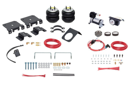 FireStone-2821 Suspension Leveling Kit, Rear Kit, Onboard Air - SuspLoadLvlingKt - Firestone Ride-Rite - Texas Complete Truck Center