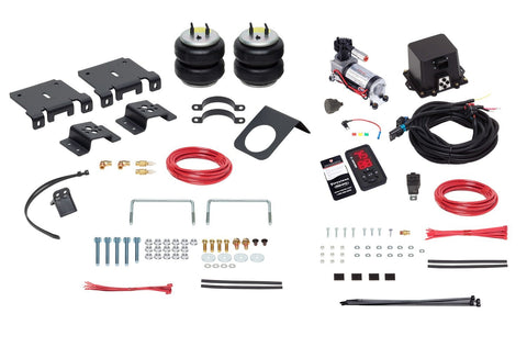 FireStone-2026 Suspension Leveling Kit, Wirless, Rear Kit, Onboard Air - SuspLoadLvlingKt - Firestone Ride-Rite - Texas Complete Truck Center