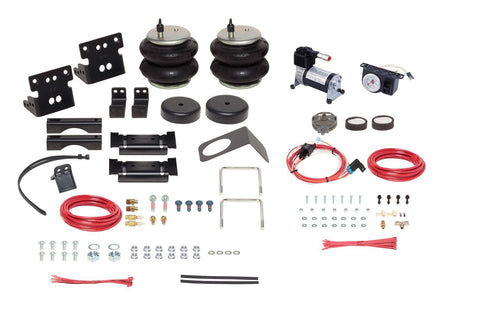 Firestone-2805 Suspension Leveling Kit, Rear Kit, Onboard Air - SuspLoadLvlingKt - Firestone Ride-Rite - Texas Complete Truck Center
