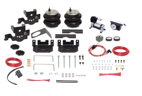 FireStone-2801 Suspension Leveling Kit, Rear Kit, Onboard Air - SuspLoadLvlingKt - Firestone Ride-Rite - Texas Complete Truck Center