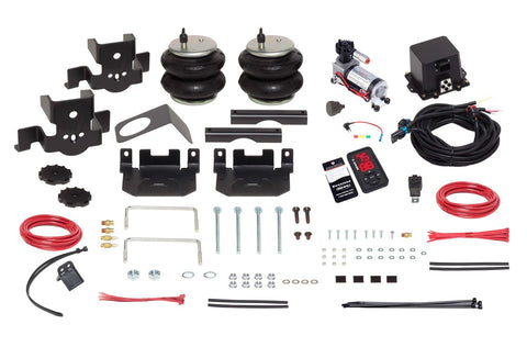 FireStone-2800 Suspension Leveling Kit, Wirless, Rear Kit, Onboard Air - SuspLoadLvlingKt - Firestone Ride-Rite - Texas Complete Truck Center
