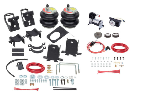 Firestone-2807 Suspension Leveling Kit, Rear Kit, Onboard Air - SuspLoadLvlingKt - Firestone Ride-Rite - Texas Complete Truck Center