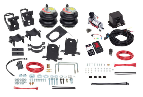 FireStone-2806 Suspension Leveling Kit, Wirless, Rear Kit, Onboard Air - SuspLoadLvlingKt - Firestone Ride-Rite - Texas Complete Truck Center