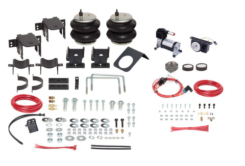 FireStone-2803 Suspension Leveling Kit, Rear Kit, Onboard Air - SuspLoadLvlingKt - Firestone Ride-Rite - Texas Complete Truck Center