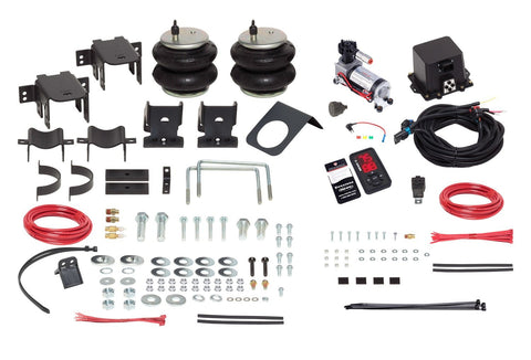 FireStone-2802 Suspension Leveling Kit, Wirless, Rear Kit, Onboard Air - SuspLoadLvlingKt - Firestone Ride-Rite - Texas Complete Truck Center