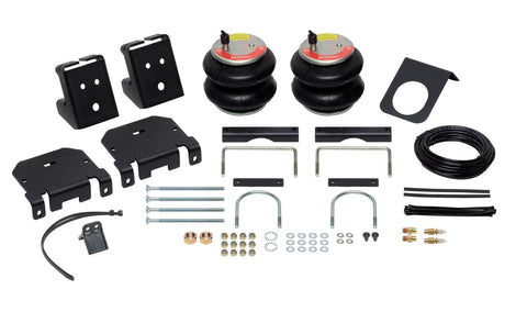 FireStone-2702 Suspension Leveling Kit, Red Label, Manual Fill, Rear Kit - SuspLoadLvlingKt - Firestone Ride-Rite - Texas Complete Truck Center