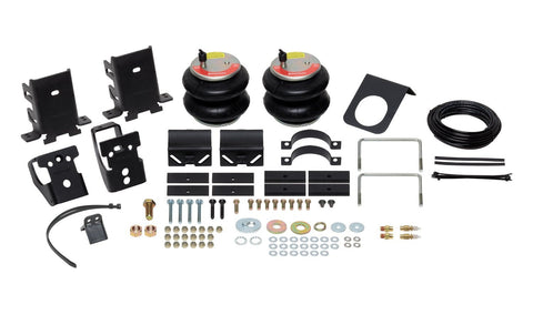 FireStone-2703 Suspension Leveling Kit, Red Label, Manual Fill, Rear Kit - SuspLoadLvlingKt - Firestone Ride-Rite - Texas Complete Truck Center