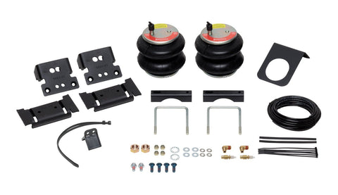 Firestone-2705 Suspension Leveling Kit, Red Label, Manual Fill, Rear Kit - SuspLoadLvlingKt - Firestone Ride-Rite - Texas Complete Truck Center